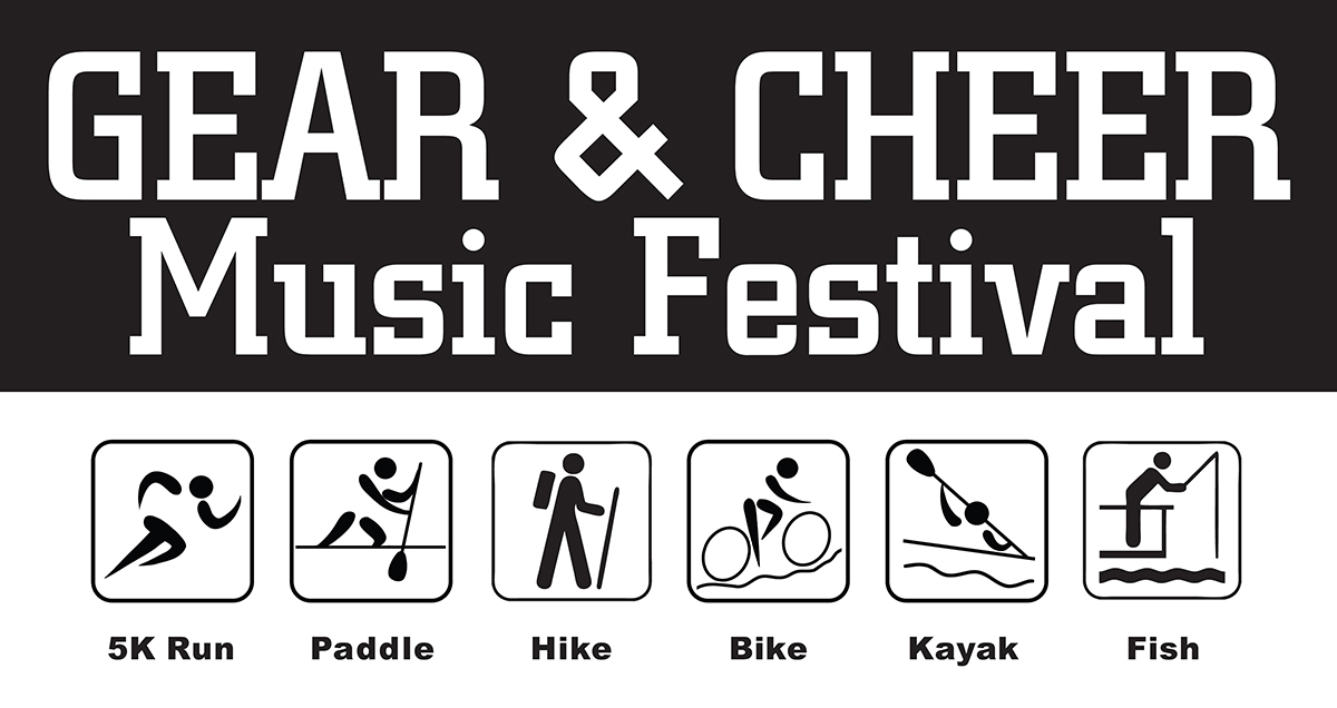 Gear & Cheer Music Festival Events