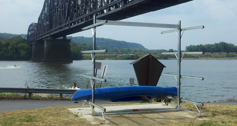 Monaca-Boat-Launch-Kayak-Rack-July-2011.jpg